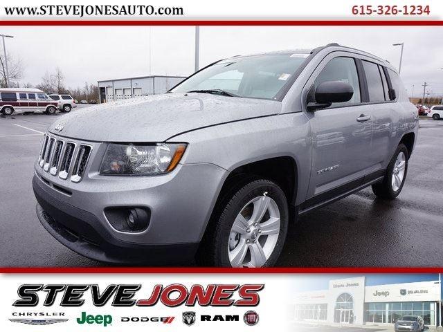 Steve Jones Chrysler >> 2016 Jeep Compass Sport Dickson TN | Nashville Franklin Brentwood Tennessee 1C4NJCBB8GD802835