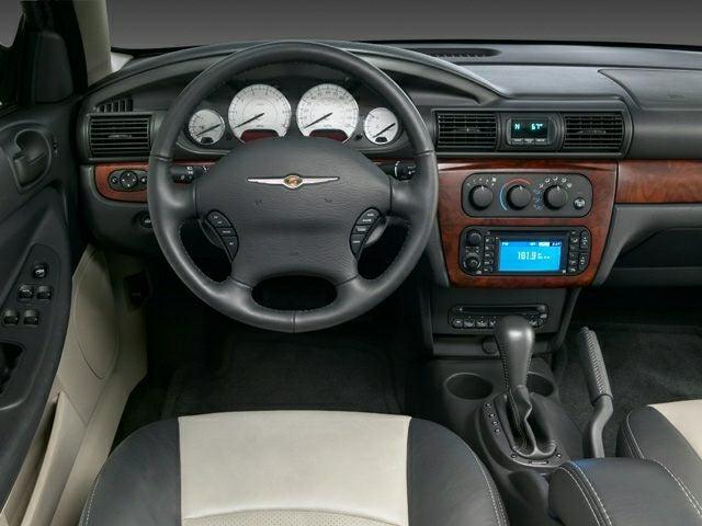 2006 Chrysler Sebring Touring In Son Tn Steve Jones Dodge Jeep Ram Fiat