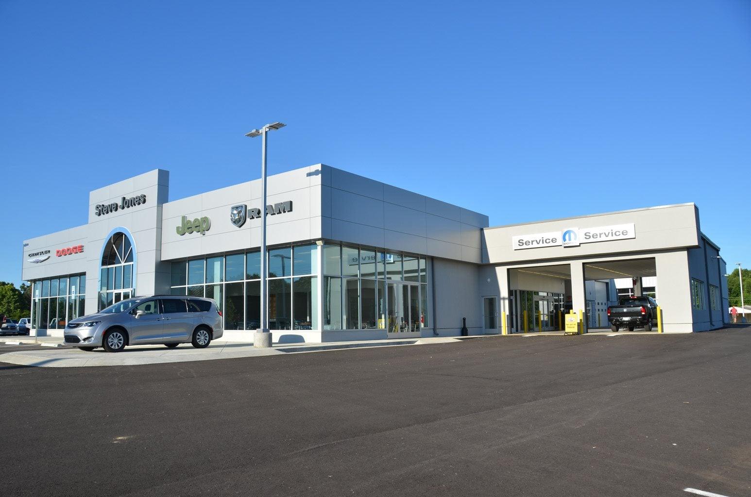 dodge dealership dickson tn About Steve Jones CDJR  Dickson, TN & Franklin, TN